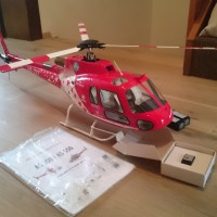 Roban Model AS350 470scale